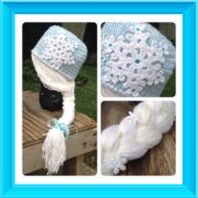 Frozen Inspired Hat