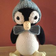 Perry the Penguin
