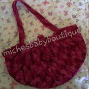 fat bottom handbag