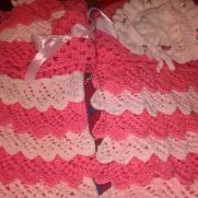 twins crochet nests