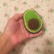 Crochet Avocado Original Pattern