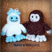 bIGfOOT and yETI