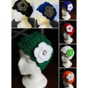Michelle headband ear-warmer