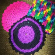 More dishcloths. :)