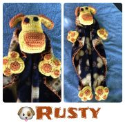 Rusty - A dog lovey