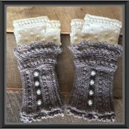 Lacy Victorian Gloves