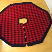 Plaid Tree Skirt