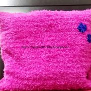 Basic Double Crochet Cushion Cover