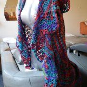 mandala waistcoat