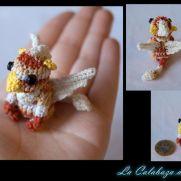 Baby Hippogriff Amigurumi