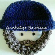 Baby Bearded Beanie
