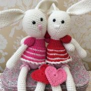 Frilly Pants Bunnies