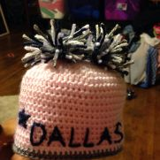 Baby Dallas Cowboys Hat