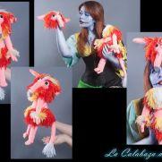 Crochet Firey (Labyrinth)