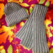 Men's Scarf & Hat