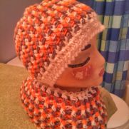 Amanda's fpdc/bpdc hat and scarf set
