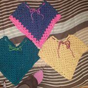 toddler poncho shawls