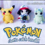 Pokemon Amigurumis - La Calabaza de Jack