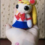 Sailor Moon Amigurumi - La Calabaza de Jack
