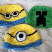 Grand Kids New Hats