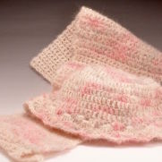 Mohair Hat & Scarf