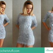 Crochet Beach Cover Up Pattern