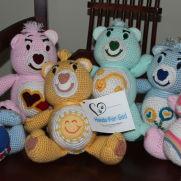 Care Bears for needy children