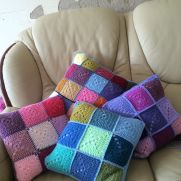 Cushions galore