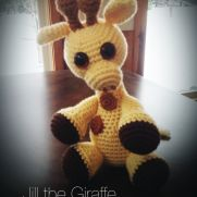 Jill the Giraffe