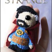 Doctor Strange Amigurumi - Marvel - La Calabaza de Jack