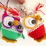 Owls are perfect for October!
