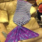 Adult mermaid tail