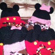mickey and minnie inspired