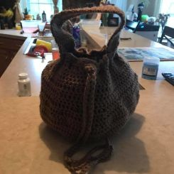 basket for Kid Fish prize