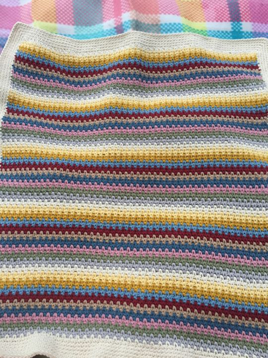 Baby Blanket (Edward)