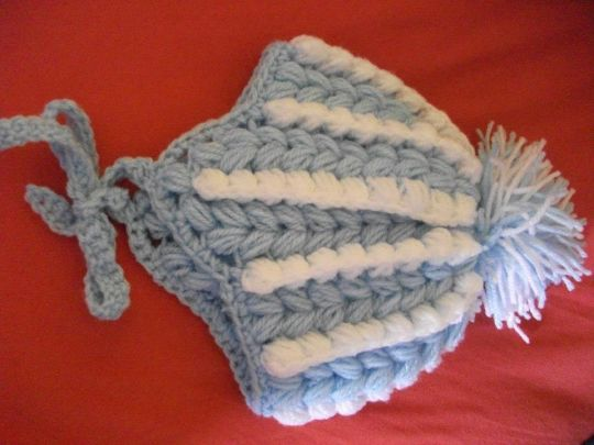 Crochet Boys Hat