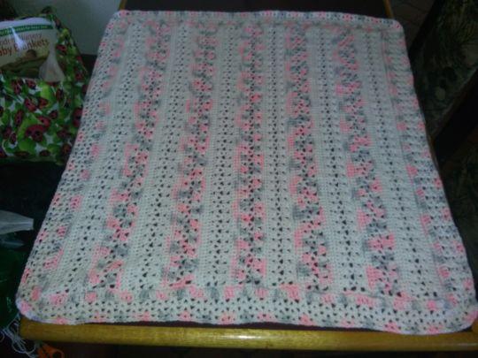 Fairfax Baby Blanket