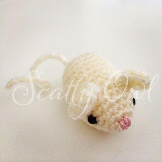 Little mouse, squeak!!