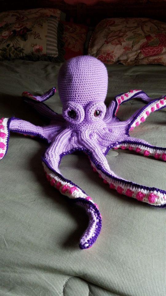 Claude the Octopus