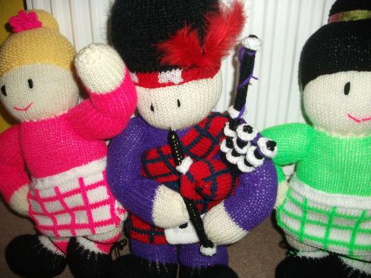 Scottish Dolls