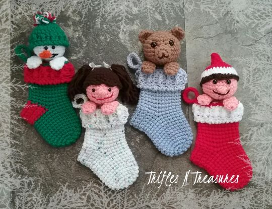 Stocking Stuffies