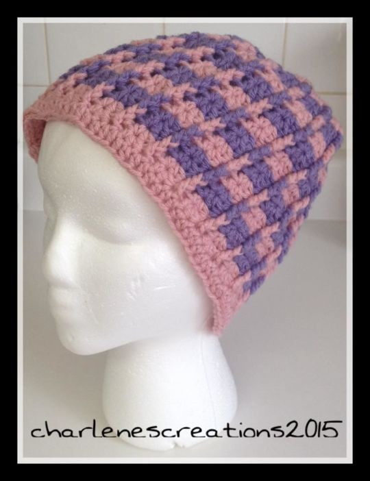 New Crochet Hat Design