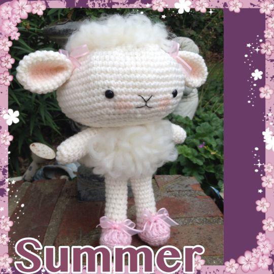 Summer the Lamb