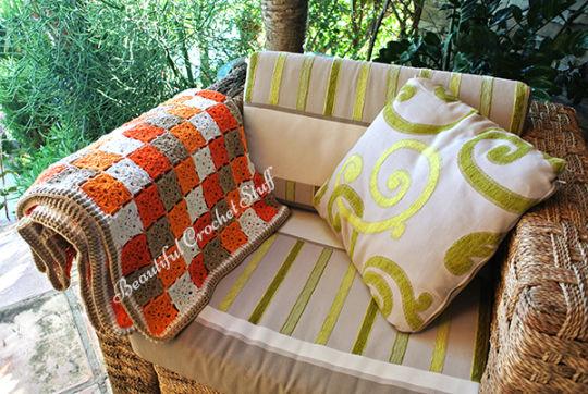 Free Crochet Blanket Pattern