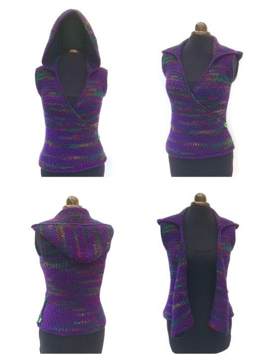 Kiko Hooded Vest