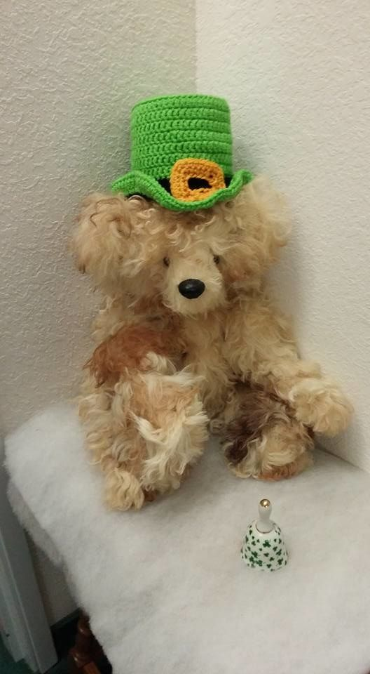 My Teddy Bear Needed a Hat