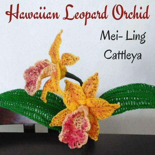 Hawaiian Leopard Orchid