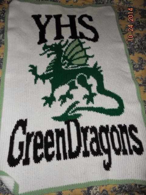 YHS Green Dragons