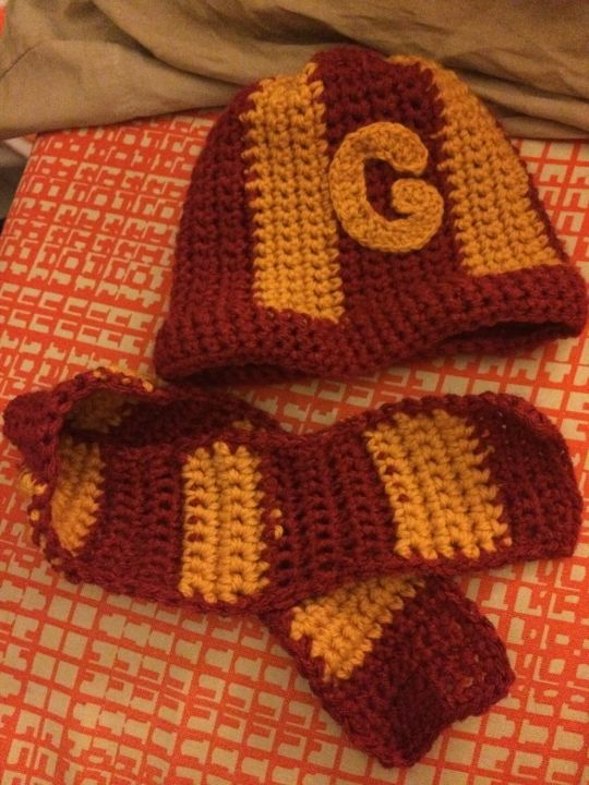 Gryffindor for Baby George