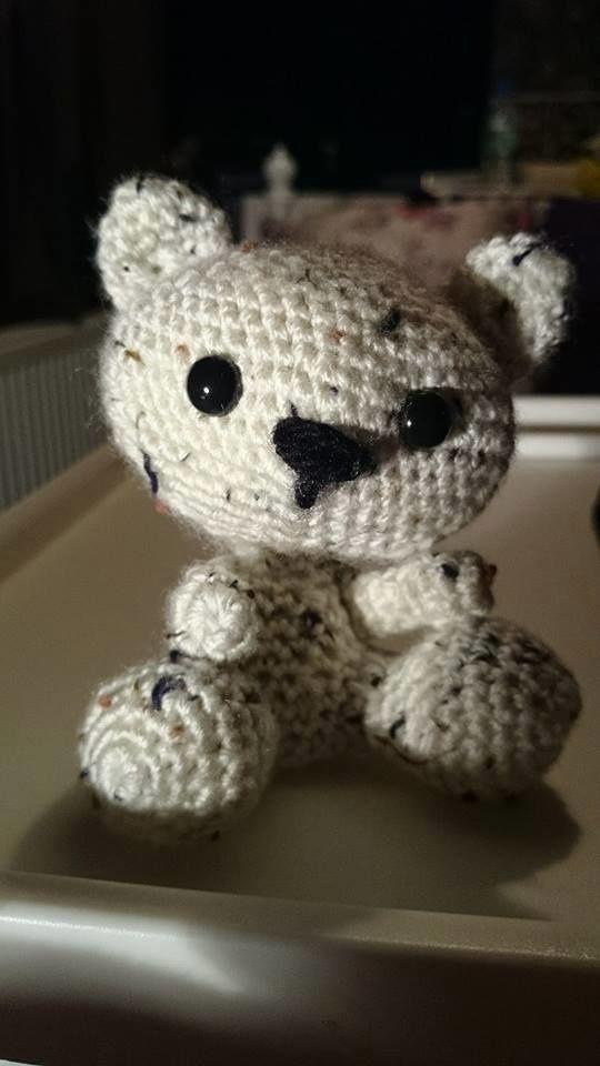 Treacle the Teddy